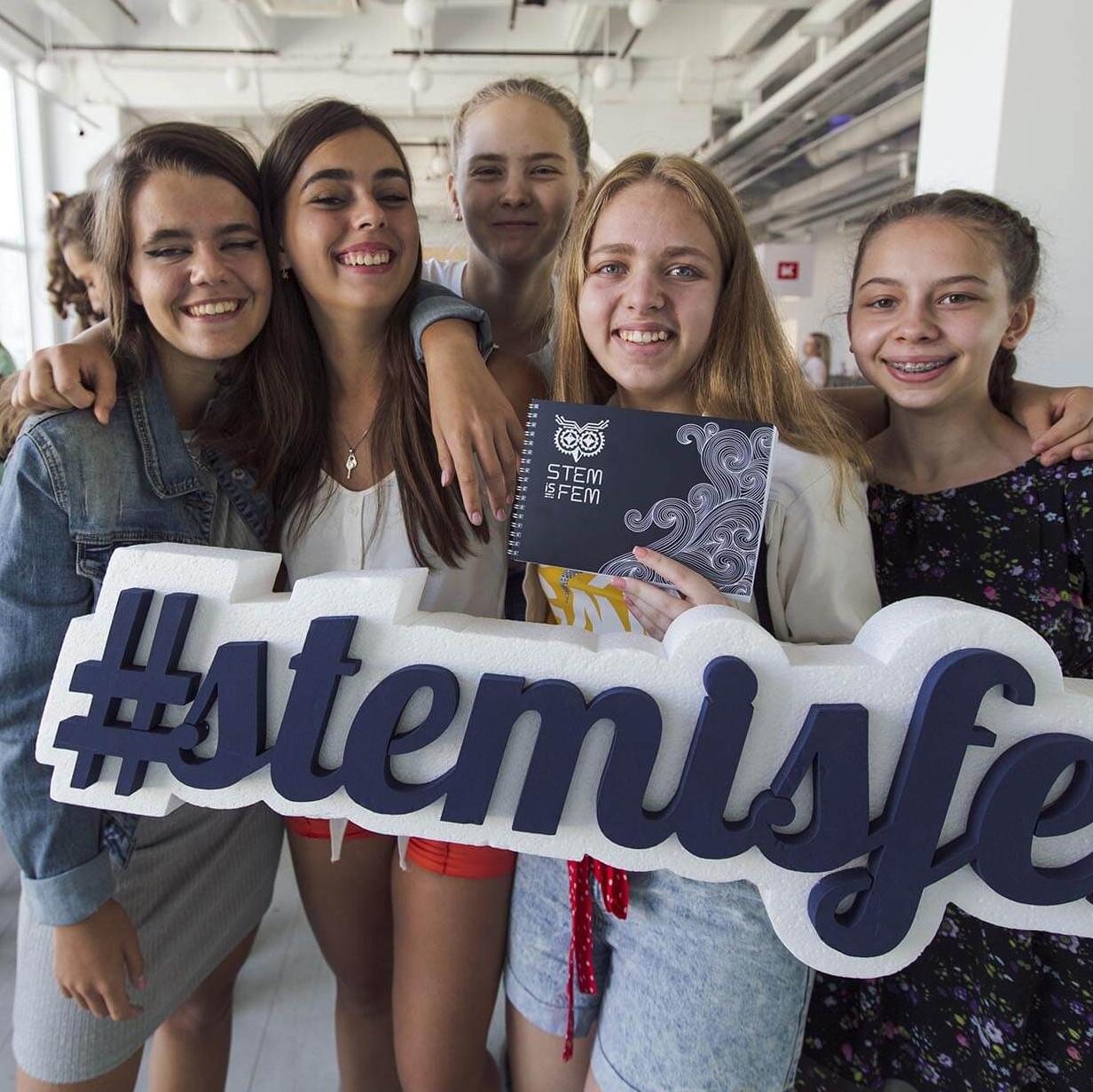 STEM is FEM Unites Girls Interested in Mechanical Engineering