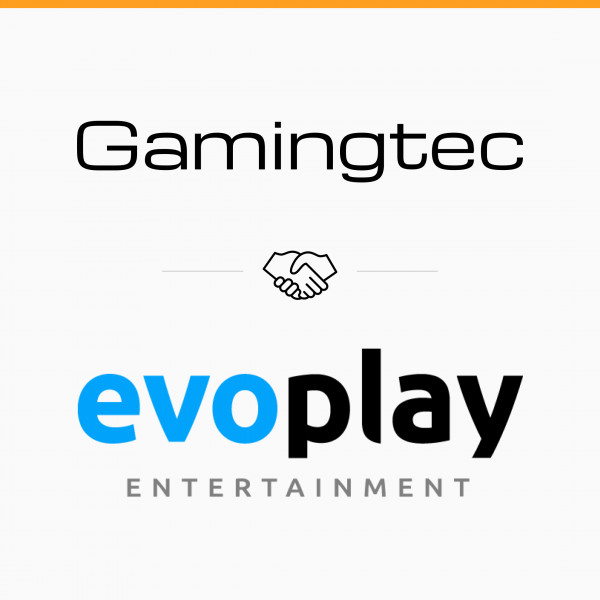 Gamingtec deal for Evoplay Entertainment gaming content