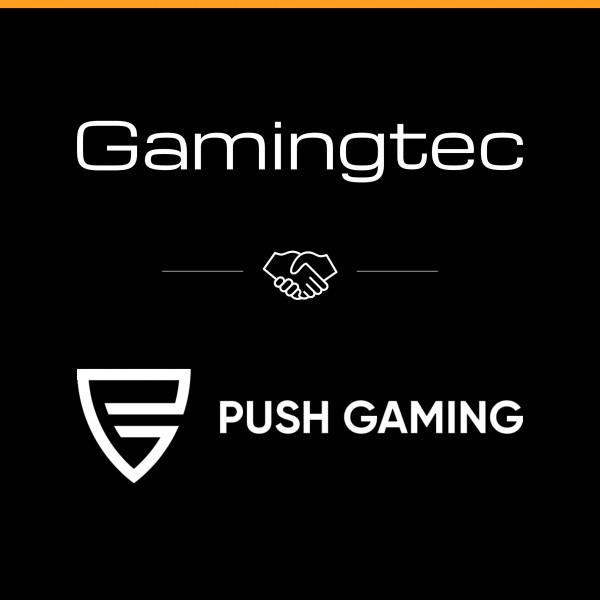 Gamingtec strengthens game portfolio with Push Gaming slots