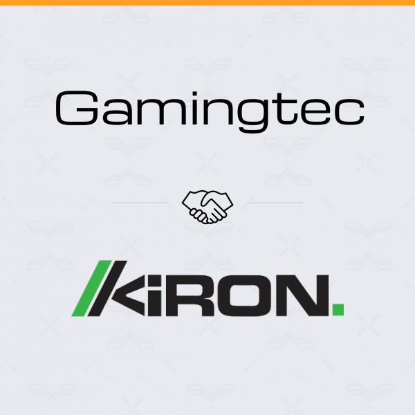 Gamingtec integrates Kiron Interactive content through ORYX Gaming's platform