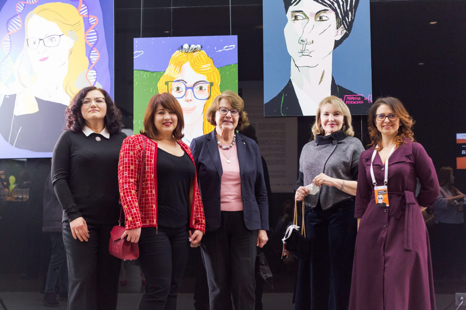 STEM is FEM united science and art to fight gender inequality