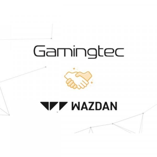 Gamingtec brings Wazdan titles on-board